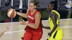 Emma Meesseman verliest bij comeback: play-offs ver weg