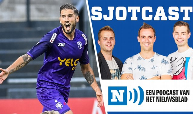 "SJOTCAST. Beerschot-verdediger Frédéric Frans: ""Standard, Club Brugge,...: Onze moeilijkste tegenstander was gewoon KV Oostende"""