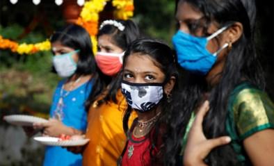 Een triest record in India: waar de dodentol stijgt en het virus zich nog moet verspreiden, maar de druk van de economie toch al de bovenhand haalt