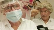 """Erik Van Looy ondergaat bijzondere coronatest in 'Gert Late Night': """"Ik ga kapot van de zenuwen!"""""""
