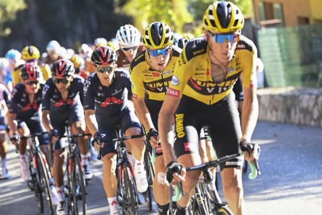 """Tom Boonen is zwaar onder de indruk van Wout van Aert: """"Het crosserke is eraf, hij is een duuratleet die gewoon niet plooit"""""""