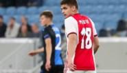 Ex-Standardspeler Razvan Marin ruilt Ajax voor de Serie A