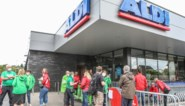 Alle Aldi-winkels dinsdag opnieuw open