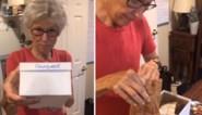 'Grootmoeder van TikTok' toont hoe hamburger en frietjes van McDonald's eruitzien na 24 jaar