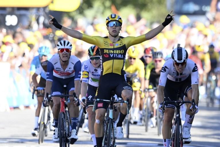 """Weer een gemiste kans voor Greg Van Avermaet in de Tour: """"Ik zal blijven proberen"""""""