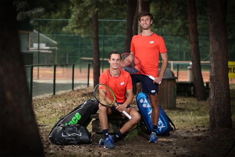 Kirsten Flipkens strandt in tweede ronde US Open, Sander Gille en Joran Vliegen stunten in het dubbelspel