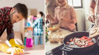 Verdeel en heers: zo bespaar je tijd in het huishouden