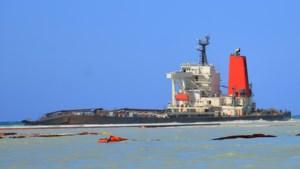 Mauritius vraagt 28 miljoen euro aan Japan na olieramp