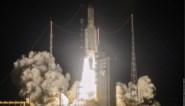 Lancering van raket met Belgische satellieten nog maar eens uitgesteld