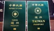 Taiwan lanceert nieuw paspoort om verwarring met China te vermijden