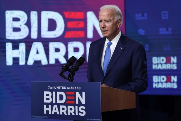 Joe Biden haalde recordbedrag op in augustus