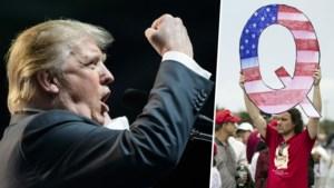 De samenzweringstheorie die de VS in de greep houdt: één groot satanistisch complot en Trump is de verlosser
