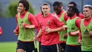 """Timothy Castagne, de duurste verdediger uit de geschiedenis van de Rode Duivels: """"Op termijn kan hij bij Arsenal of Manchester United terecht"""""""