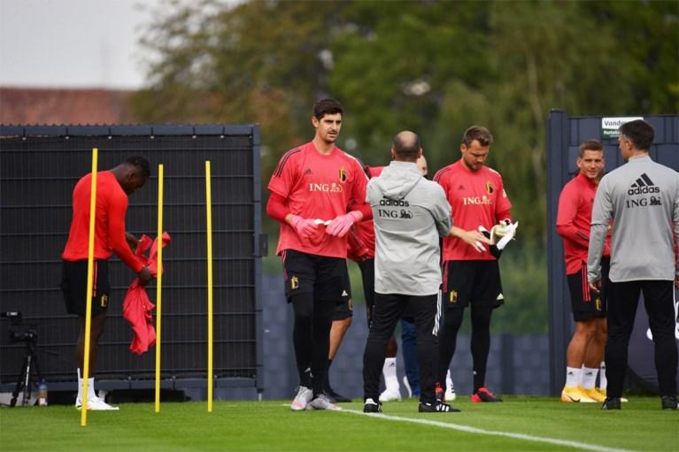Thibaut Courtois verlaat de Rode Duivels en keert meteen terug naar Madrid
