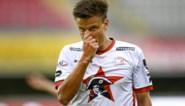 Zulte Waregem kan ook dit jaar niet op Jelle Vossen rekenen tegen ex-werkgever Club Brugge
