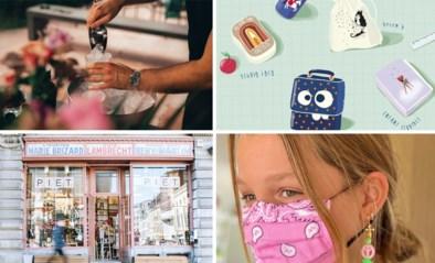 TIPS. Een juweeltje voor je mondmasker, design voor een prijsje