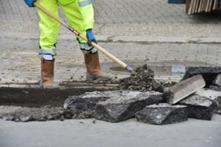 Ternatsestraat week afgesloten voor asfalteringswerken