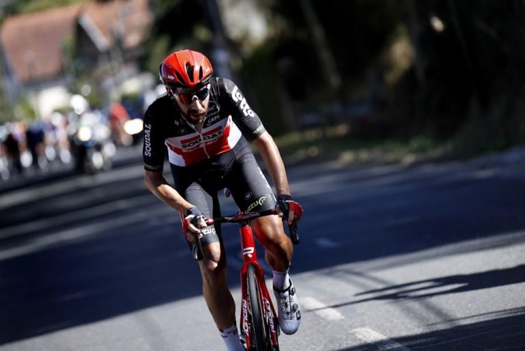 """""""Grote beer"""" Wout van Aert krijgt opnieuw veel lof, maar had tweede ritzege in de Tour niet gepland: """"Ongelooflijk, wauw!"""""""