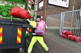 Ivarem ruilt volle rollen roze zakken nu tóch in voor PMD-zakken
