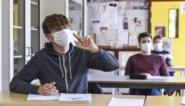 """Na amper week al huiduitslag en schorre kelen door mondmaskers op school: """"Als het zo moet willen leerlingen liever thuis les volgen"""""""