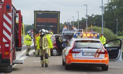 Ongeval op snelweg zorgt voor hinder