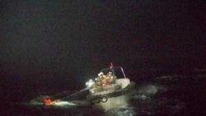Vrachtschip met 43-koppige bemanning vermist voor kust Japan na tyfoon