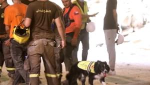 """""""Teken van leven"""" en """"Hopen op een mirakel"""": reddingswerkers zoeken naar overlever maand na explosie in Beiroet"""
