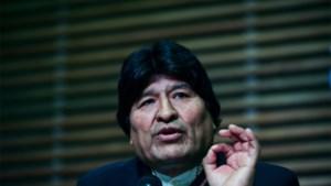 Bolivia dient klacht in tegen ex-president Morales bij Internationaal Strafhof