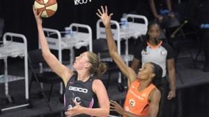 Eindelijk nog eens winst in de WNBA voor Emma Meesseman met Washington Mystics