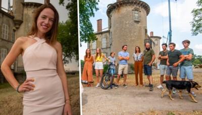 """Planckaerts met de Porsche naar hun kasteel in Frankrijk: """"Mensen denken dat we de Lotto hebben gewonnen. Nee dus"""""""