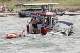 Botenparade voor Donald Trump in Texas loopt in het honderd: meerdere boten zinken en kapseizen