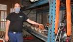 """Tientallen machines gestolen tijdens inbraak in tuincentrum: """"Al de vijfde keer nachtelijk bezoek gekregen"""""""