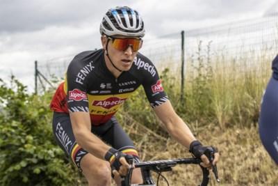 """Belgisch kampioen Tim Merlier rijdt pas tweede rittenkoers op hoog niveau: """"Ik mag niet aan mezelf twijfelen"""""""