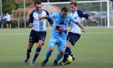 FC LATEM 0 - SK LOCHRISTI 0 (str. 4-5): Lochristi door na penalty's