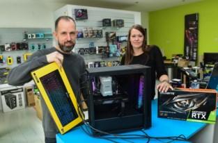 """Ellen en Dave zien omzet sinds lockdown spectaculair stijgen: """"Helft meer gamecomputers verkocht"""""""