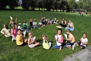 Wandelen en fietsen tijdens lockdown levert frietjes op voor kinderen Spring in 't Veld