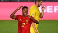 Ansu Fati (17) breekt nu ook records in het shirt van Spanje: het wonderjaar van het toptalent van Barcelona
