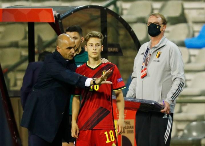 """Kevin De Bruyne: """"Wat gebeurd is deze week heb ik niet meegenomen op het veld"""""""
