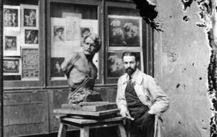 Vondst op vlooienmarkt zet expositie rond beeldhouwer Rik Sauter in gang