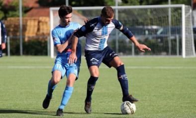 FC LATEM - SK LOCHRISTI: Jeff Hauspy en Latem ondanks bekeruitschakeling niet ontgoocheld