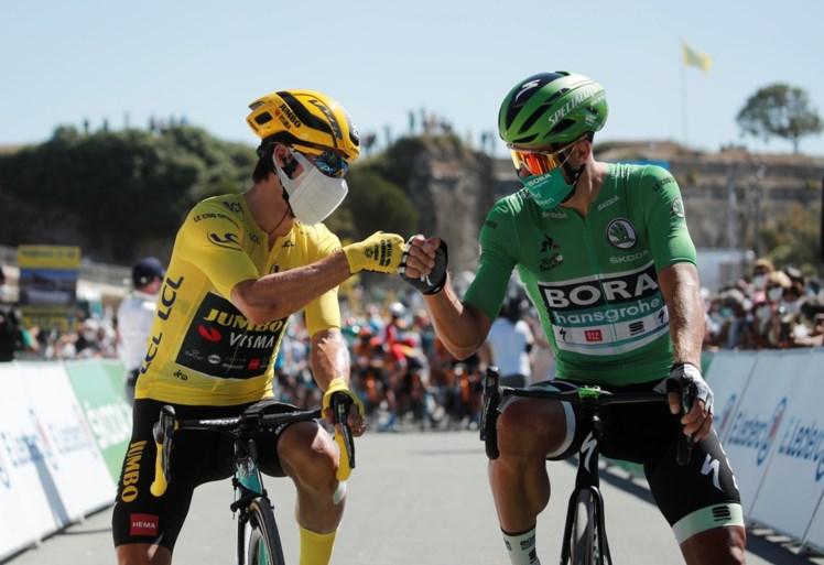 Bewley en Formolo stappen met breuken uit de Tour, Guillaume Martin heeft last aan de rug