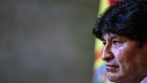 Hof blokkeert verkiezingsdeelname Boliviaanse oud-president Evo Morales