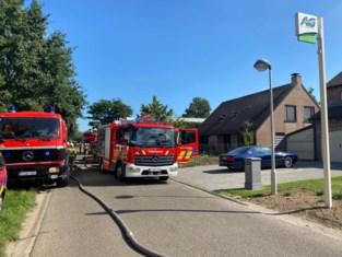 Veel schade aan woning na keukenbrand in Ranst