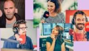 """Vijf oudgedienden keren (even) terug naar Studio Brussel: """"'Hoera die zijn ziek' zeggen is ongepast, maar..."""""""