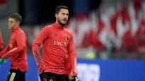Waarom Eden Hazard afreisde vanuit Madrid, maar geen minuut in actie kwam bij Rode Duivels