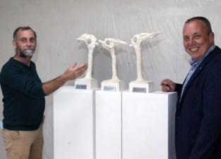 Unieke beeldjes voor laureaten cultuurprijs 2020