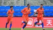 Marouane Fellaini en Shandong Luneng verliezen tweede plaats na puntendeling