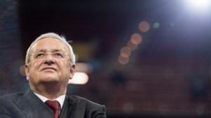Gevallen Volkswagen-topman Winterkorn wordt strafrechtelijk vervolgd voor schandaal met sjoemelsoftware