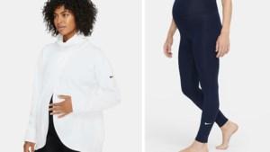 Nike lanceert zwangerschapscollectie