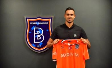 Nacer Chadli naar Turkse kampioen Basaksehir: club lanceert meteen supporterslied in video